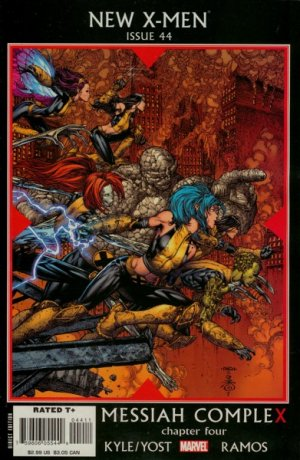 New X-Men # 44 Issues V2 (2004 - 2008)