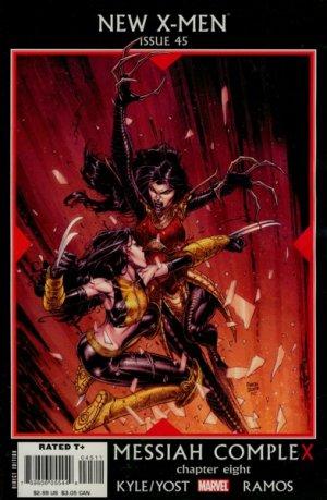 New X-Men # 45 Issues V2 (2004 - 2008)
