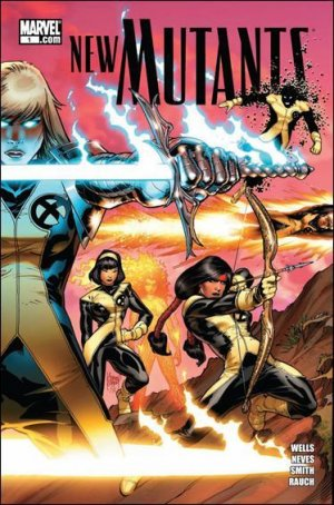 The New Mutants # 1