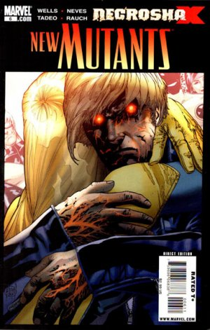 The New Mutants # 6