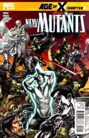 The New Mutants # 24