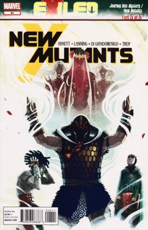 The New Mutants # 43