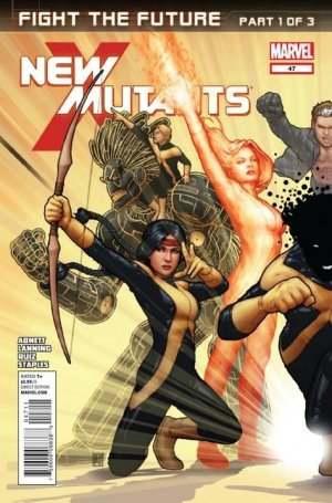 The New Mutants # 47