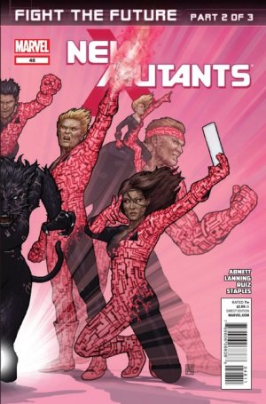 The New Mutants # 48