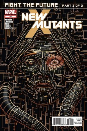 The New Mutants # 49
