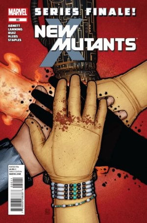 The New Mutants # 50