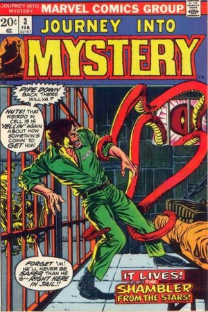 Journey Into Mystery # 3 Issues V2 (1972 - 1975)
