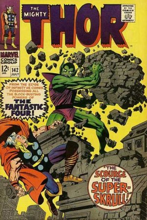 Thor 142 - The Scourge of the Super Skrull!