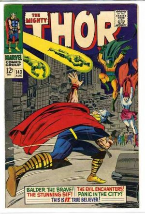 Thor 143 - -- And, Soon Shall Come: the Enchanters!
