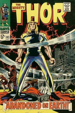 Thor 145 - Abandoned on Earth!