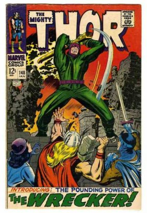 Thor # 148 Issues V1 (1966 à 1996)
