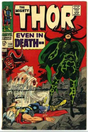 Thor # 150 Issues V1 (1966 à 1996)