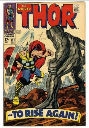 Thor # 151 Issues V1 (1966 à 1996)