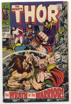 Thor # 152 Issues V1 (1966 à 1996)