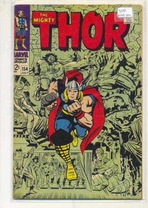Thor 154 - ... To Wake the Mangog!