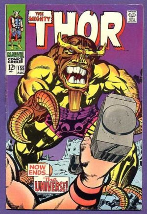Thor 155 - Now Ends the Universe!