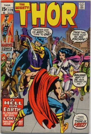 Thor # 179 Issues V1 (1966 à 1996)