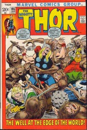 Thor # 195 Issues V1 (1966 à 1996)