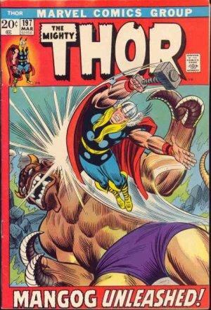Thor # 197 Issues V1 (1966 à 1996)