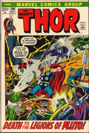 Thor # 199 Issues V1 (1966 à 1996)