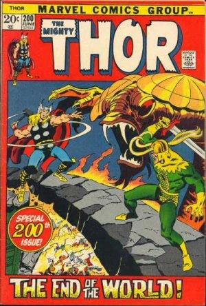 Thor # 200 Issues V1 (1966 à 1996)