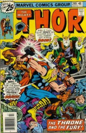 Thor # 249 Issues V1 (1966 à 1996)