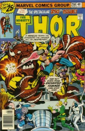 Thor # 250 Issues V1 (1966 à 1996)