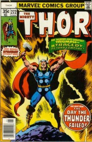 Thor 272 - The Day the Thunder Failed!