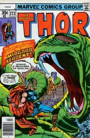 Thor # 273 Issues V1 (1966 à 1996)