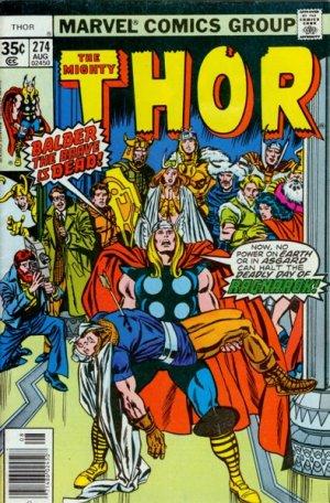 Thor # 274 Issues V1 (1966 à 1996)