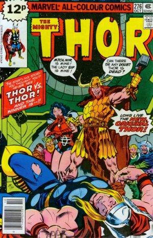 Thor # 276 Issues V1 (1966 à 1996)
