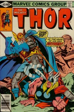 Thor # 292 Issues V1 (1966 à 1996)