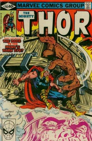Thor # 293 Issues V1 (1966 à 1996)