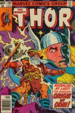 Thor # 294 Issues V1 (1966 à 1996)