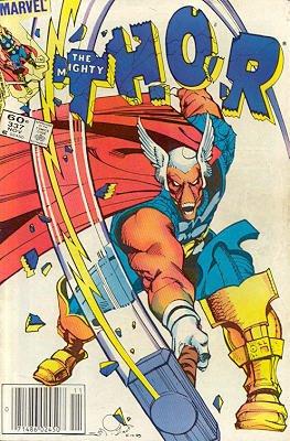 Thor # 337 Issues V1 (1966 à 1996)