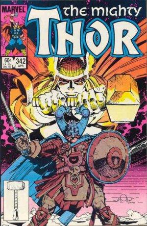 Thor # 342 Issues V1 (1966 à 1996)