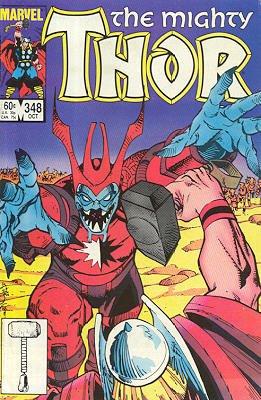 Thor # 348 Issues V1 (1966 à 1996)