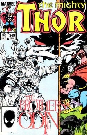Thor # 349 Issues V1 (1966 à 1996)