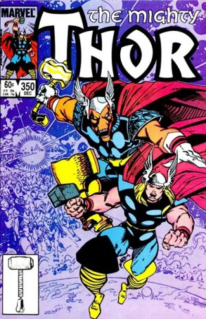 Thor # 350 Issues V1 (1966 à 1996)