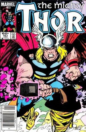 Thor # 351 Issues V1 (1966 à 1996)