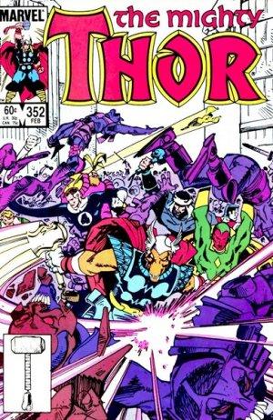 Thor # 352 Issues V1 (1966 à 1996)