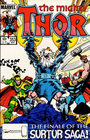 Thor # 353 Issues V1 (1966 à 1996)