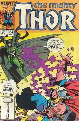 Thor # 354 Issues V1 (1966 à 1996)