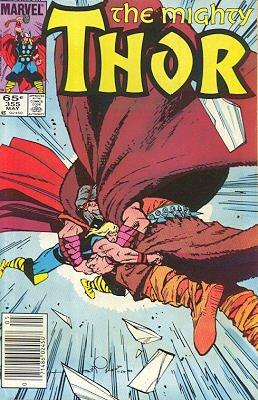Thor # 355 Issues V1 (1966 à 1996)