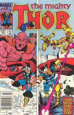Thor # 357 Issues V1 (1966 à 1996)