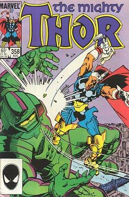 Thor # 358 Issues V1 (1966 à 1996)