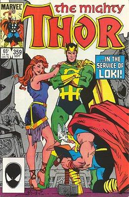 Thor # 359 Issues V1 (1966 à 1996)