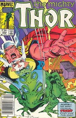 Thor # 364 Issues V1 (1966 à 1996)