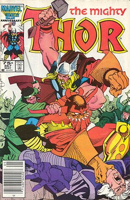 Thor # 367 Issues V1 (1966 à 1996)
