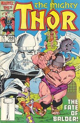 Thor # 368 Issues V1 (1966 à 1996)